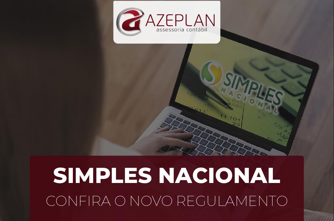 Novo regulamento Simples Nacional